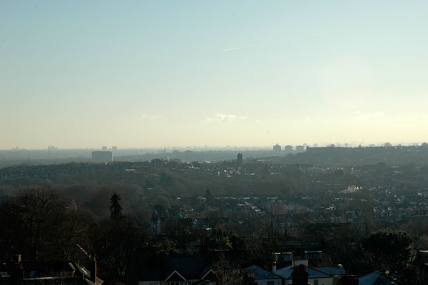 View from Muswell Hill