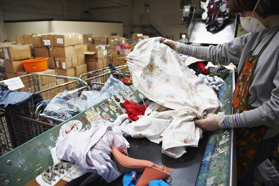 textile and clothes collections