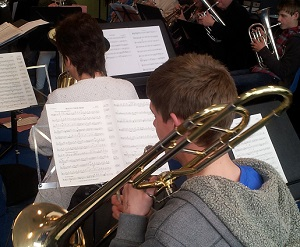 fortismere community brass band