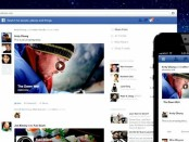 redesigns for facebook