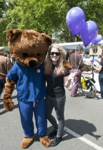 teddy at Fair in the Square