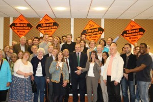 Lynne Featherstone reselected