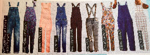 90s style dungarees
