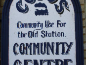 Community Use for the Old Station