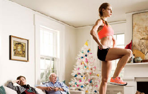 fitness plans during christmas