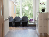 new waiting room at Highgate Hospital