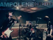 Trampolene performing