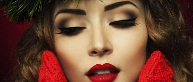 Christmas Make-Up Ideas