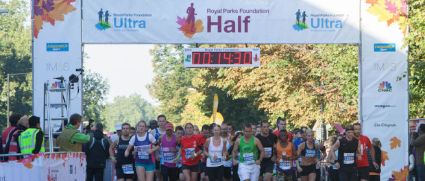 Mind in Haringey London Royal Parks Half Marathon 2015