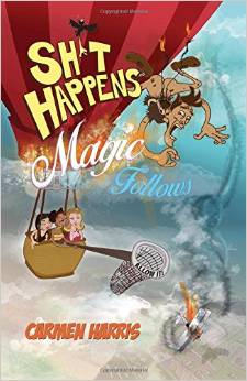 book review Sh*T Happens Magic Follows