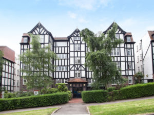 Holly Lodge Estate flat for sale
