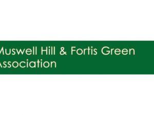 MHFGA banner in Green with white writing