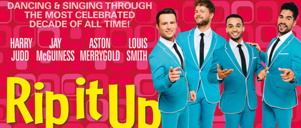 Win Tickets To See Rip It Up The 60s At The Garrick Theatre In The