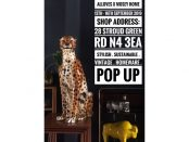 Pop up vintage shop