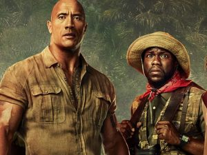 Characters from Jumanji Film