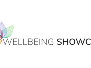 Logo for Wellbeing Showcase