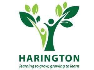 Harington's green logo