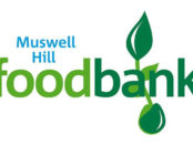 Green and Blue Foodbank Logo