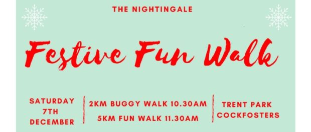 Nightingale fun walk