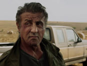 Sylvester Stallone as Rambo in Rambo Last Blood