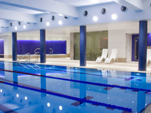 The25 Metre UV Treated Swimming Pool at The Laboratory Health Spa